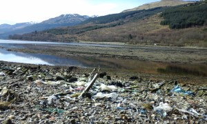 Rubbish Head Loch Long