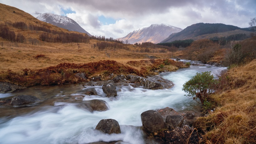 Glen Etive, hydro schemes and democracy in the Highlands