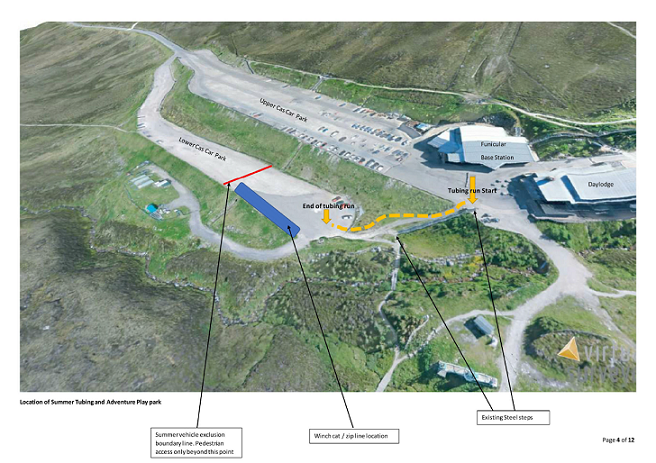 HIE's latest misconceived proposal for Cairn Gorm - a tube